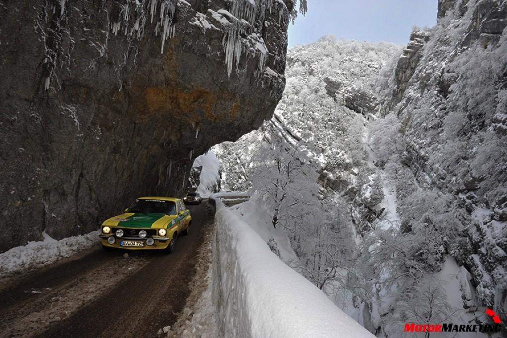 AvD Histo Monte Opel Ascona Friedrichs Tag3 - 3