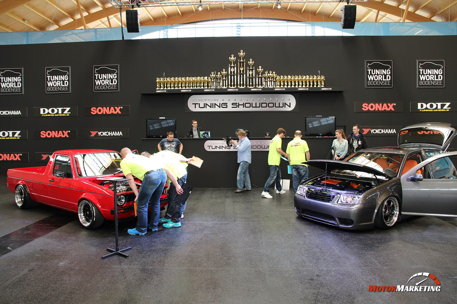 European Tuning Showdown Tuningworld Bodensee 2015