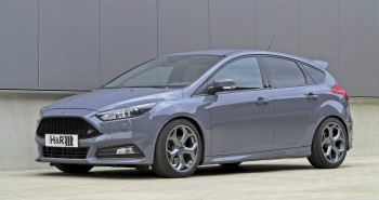 Ford Focus ST HundR Tuning
