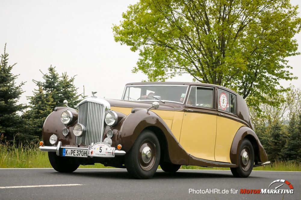 "Int. Oldtimer-Rallye 16. Scuderia Colonia Classic ""Graf Berghe von Trips"""