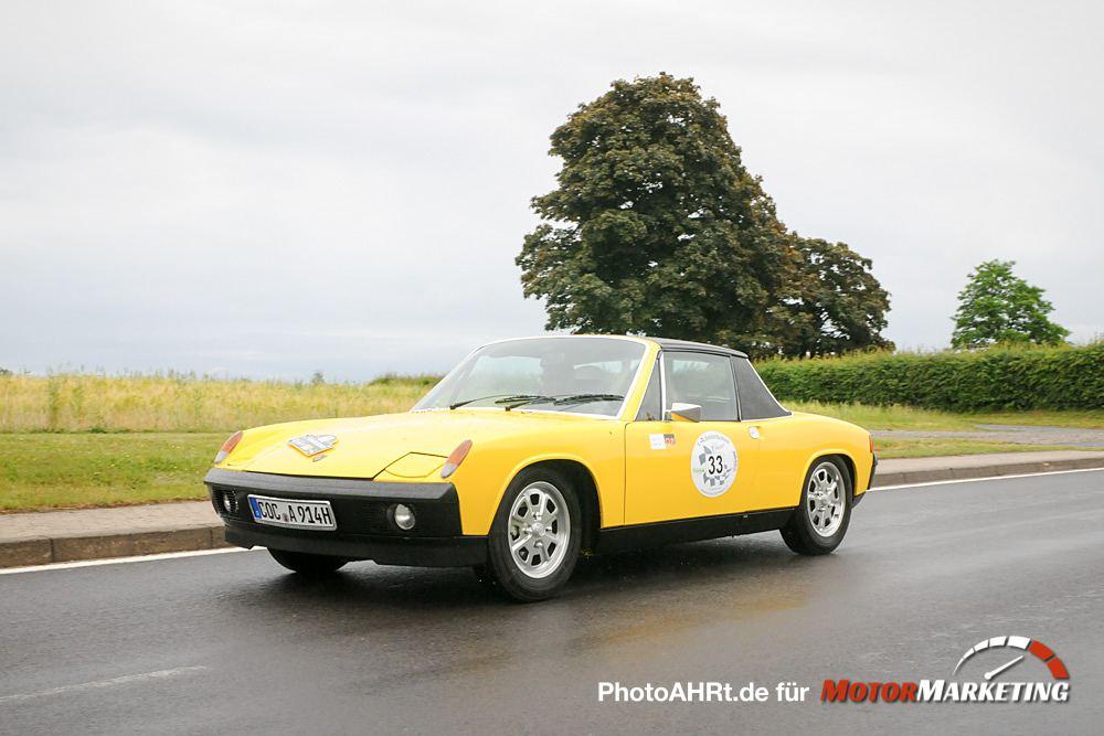 13.06.2015 - Oldtimer - 5. Schinderhannes Classic - #33 VW-Porsche 914 2.0 Bj. 1974 - Foto: PhotoAHRt