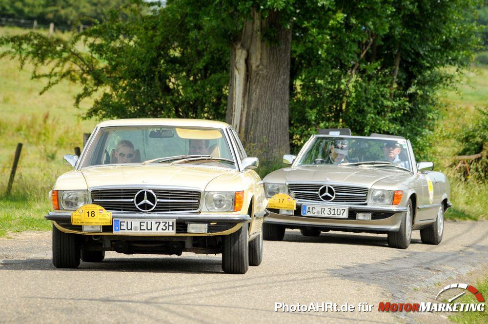 28.06.2015 - Oldtimer - 18. Int. DMV Oldtimer-Rallye Aachen / 5. Int. DMV Oldtimer-Ausfahrt Aachen - Foto: PhotoAHRt