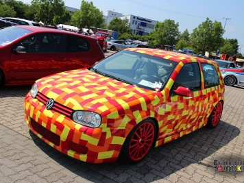 VW Treffen Kibo 2015 Low Sunday