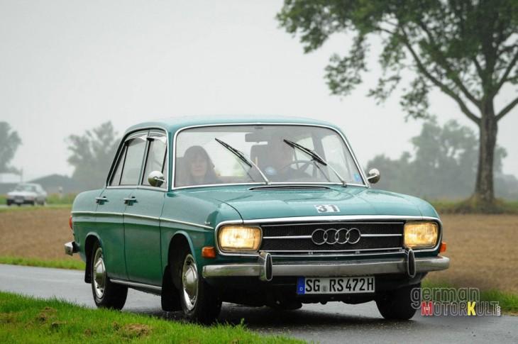 Genießer-Tour Oldtimerfreunde Langerwehe 2015