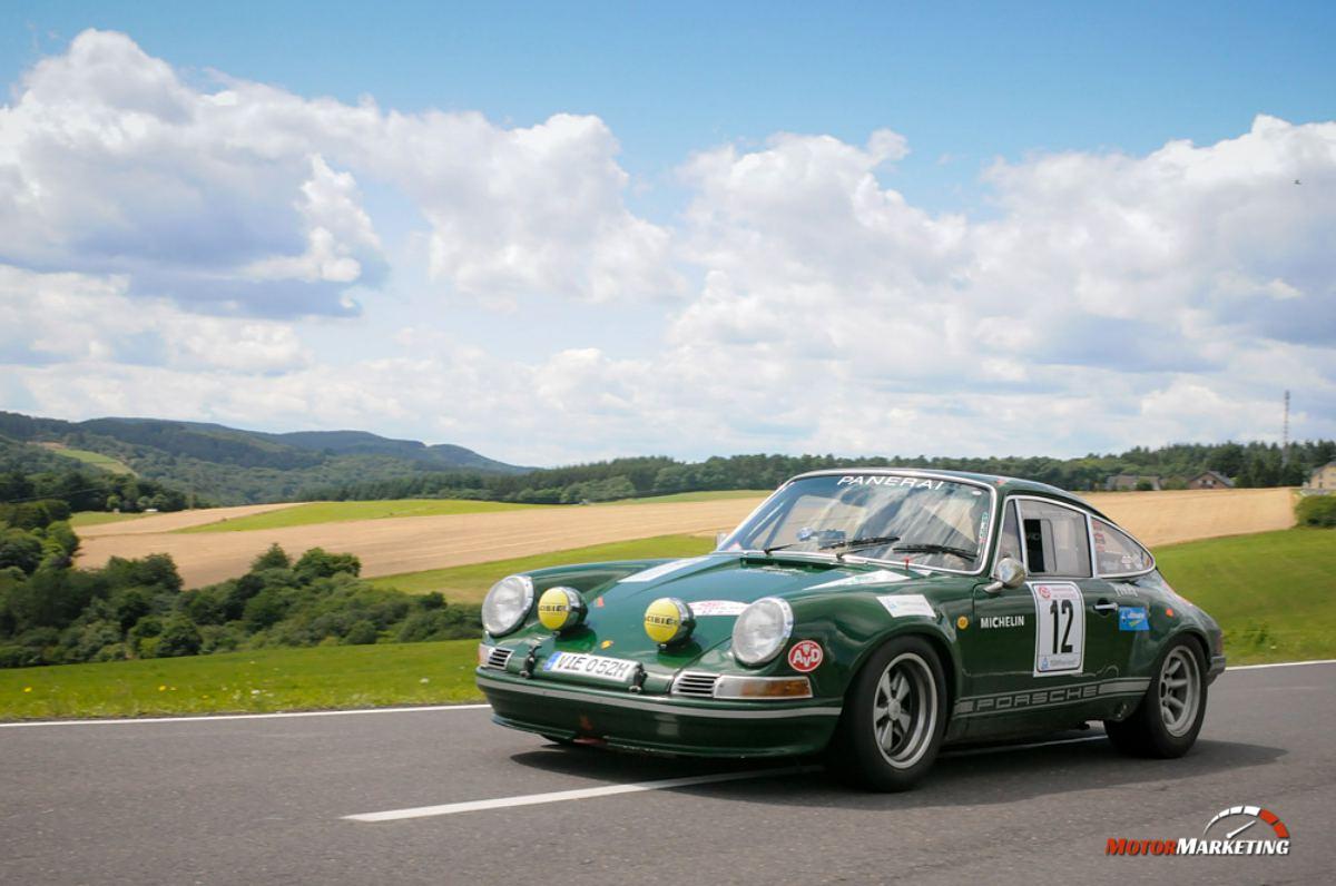 29.07.2015 - Oldtimer - AvD Heldentour 2015 - #12 Porsche 911 Bj. 1971 - Foto: PhotoAHRt