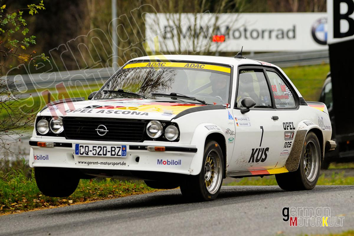 Mayschoss, 14.11.2015: 44. ADAC Rallye Köln-Ahrweiler 2015