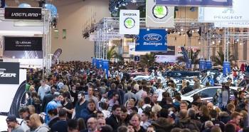 Essen Motor Show 2015