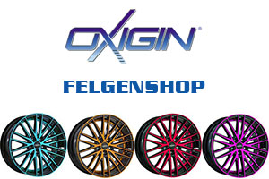 Oxigin Wheels