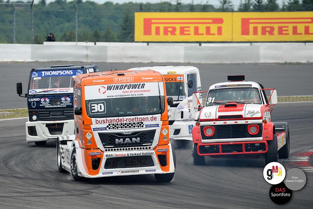 Internationaler Adac Truck Grand Prix 2016