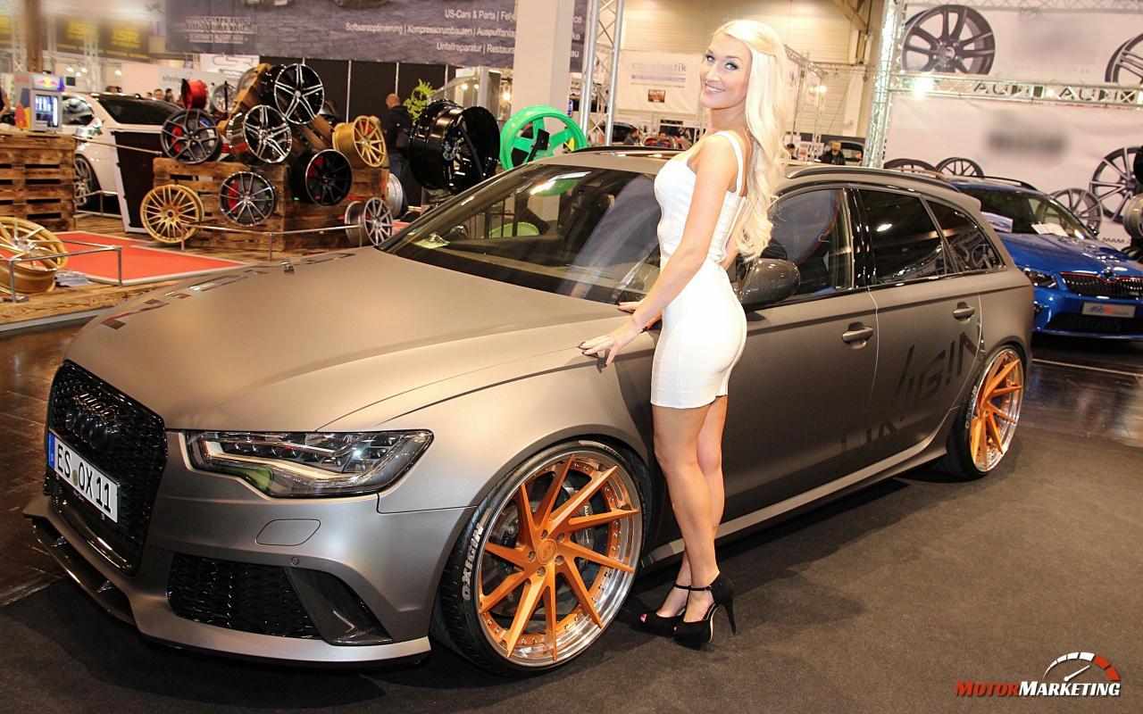 Oxigin MP1 Wheels auf Audi RS6