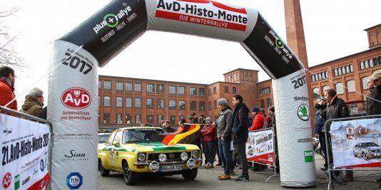 AvD Histo Monte 2017 Tag1