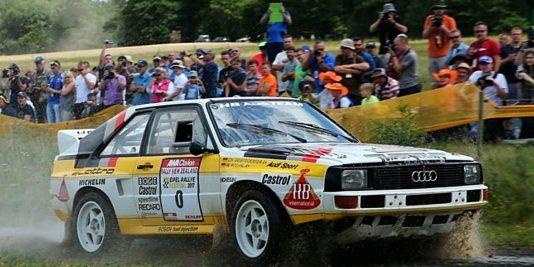 Audi Sport Quattro Eifel Rallye Festival 2017