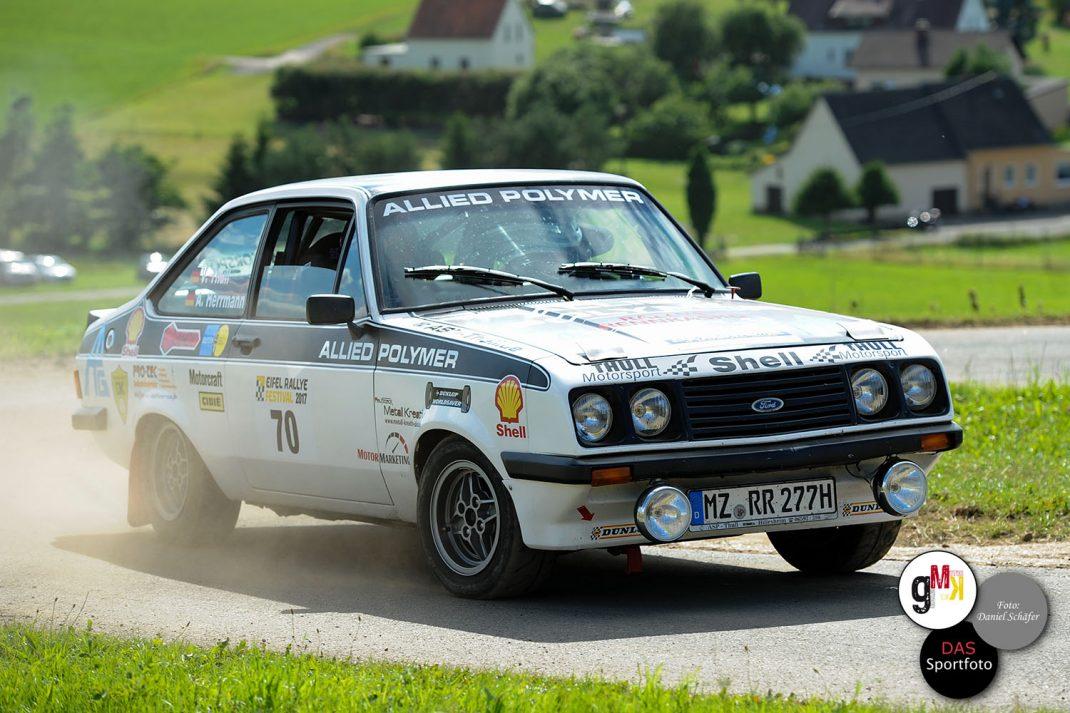 Volker Thull Eifel Rallye Festival 2017