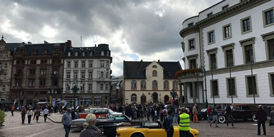 Tag des rollenden Kulturgut Wiesbaden 2017