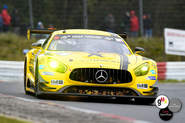 Hubert Haupt / Abdulaziz Al Faisal / Yelmer Buurman im Mercedes-AMG GT3