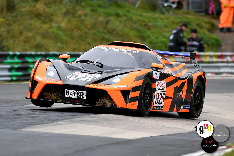 Ferdinand Stuck / Johannes Stuck im KTM X-Bow GT4