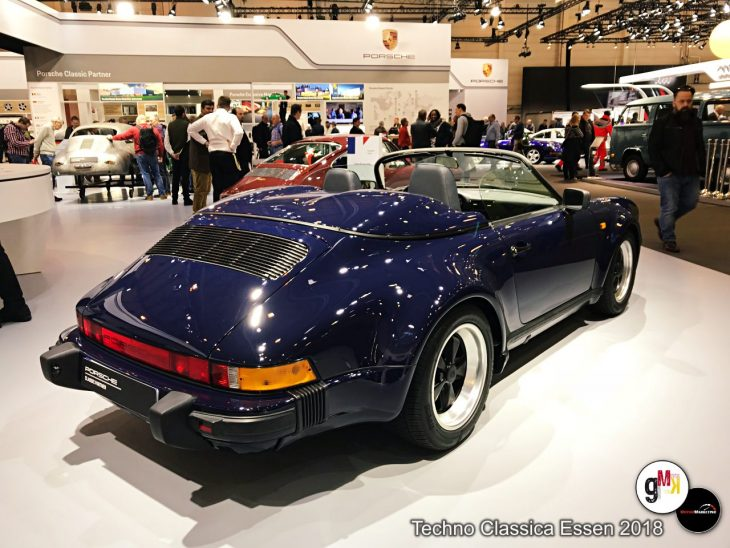 Techno Classica 2018 in Essen