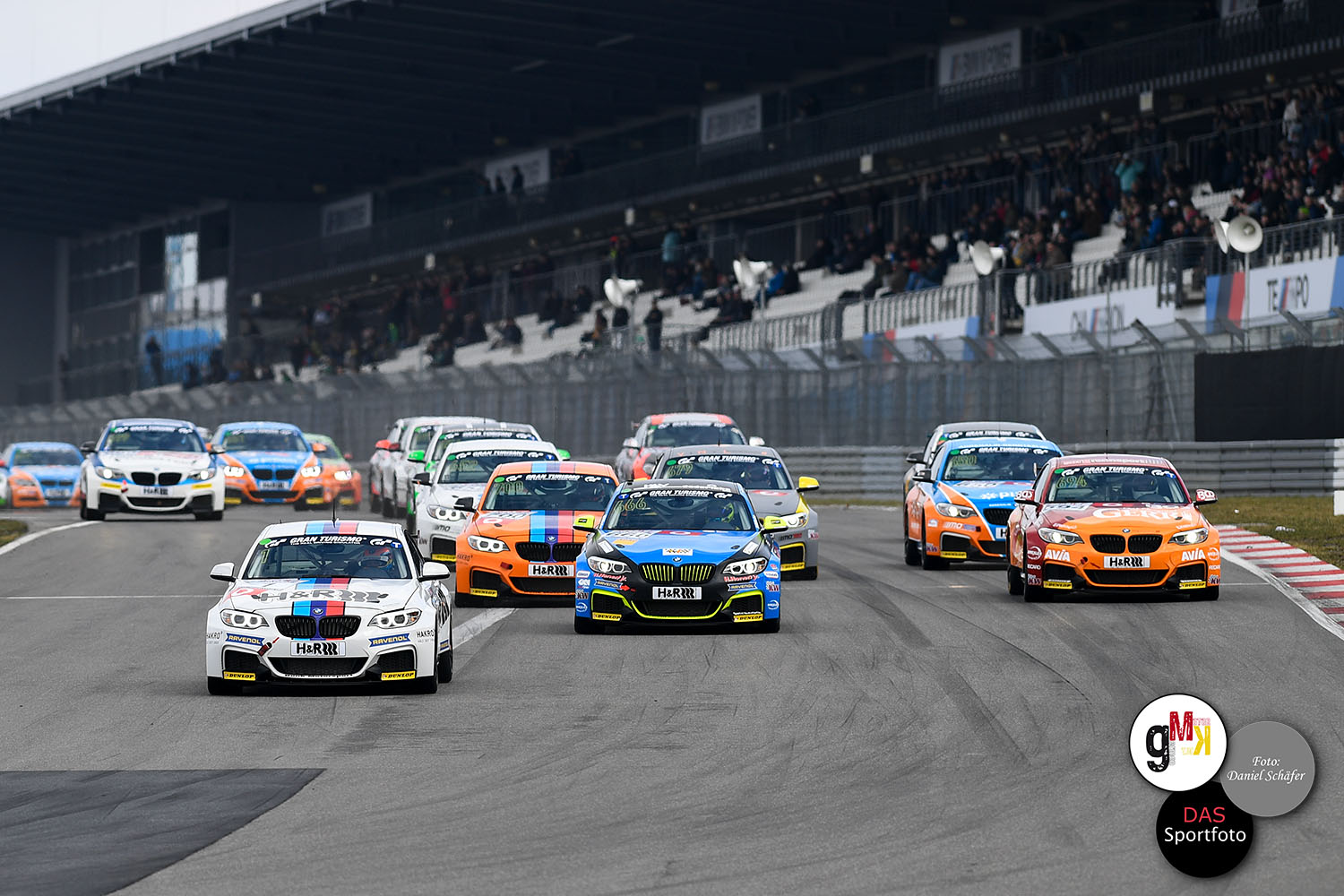 BMW M235i Racing Cup