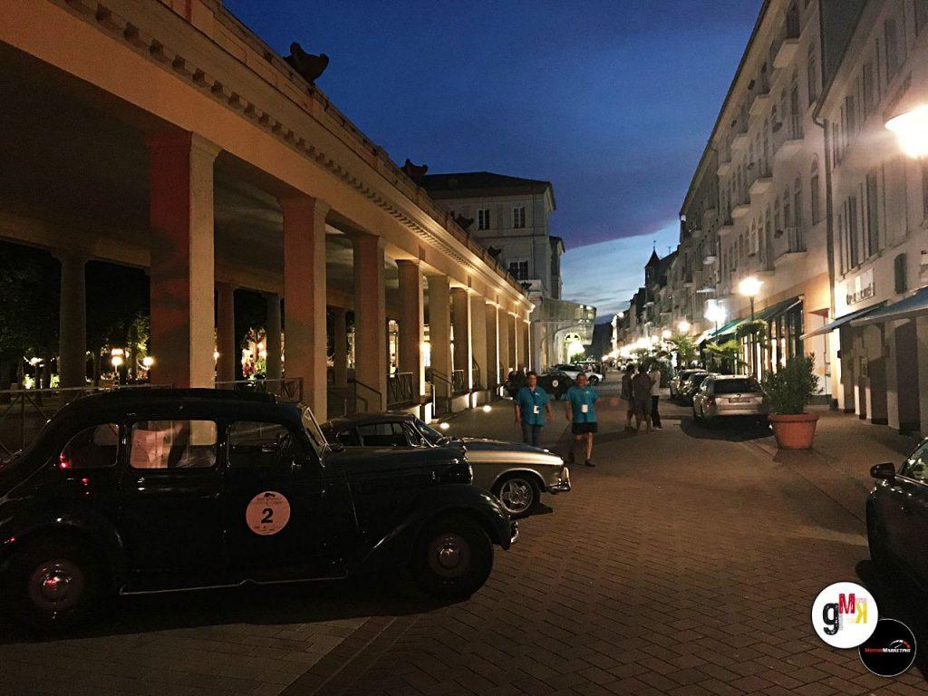 Abendstimmung in Bad Ems zur 9. ADAC Mittelrhein Classic