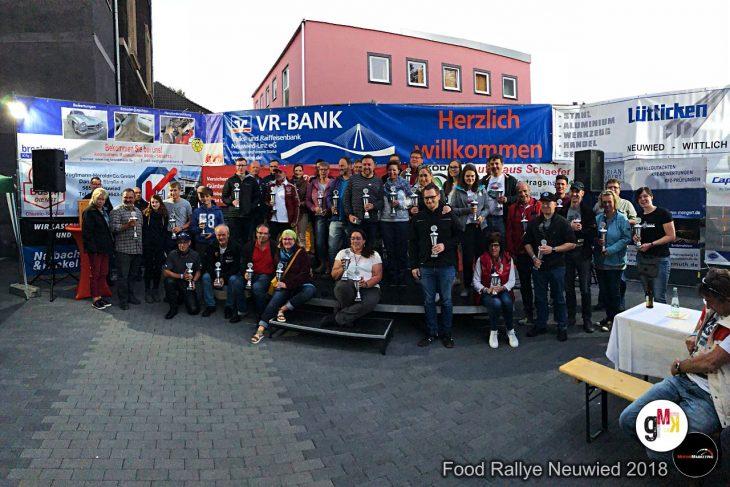 Food Rallye Neuwied 2018