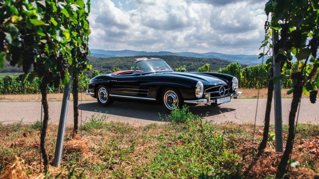 Mercedes-Benz SL 300 Roadster