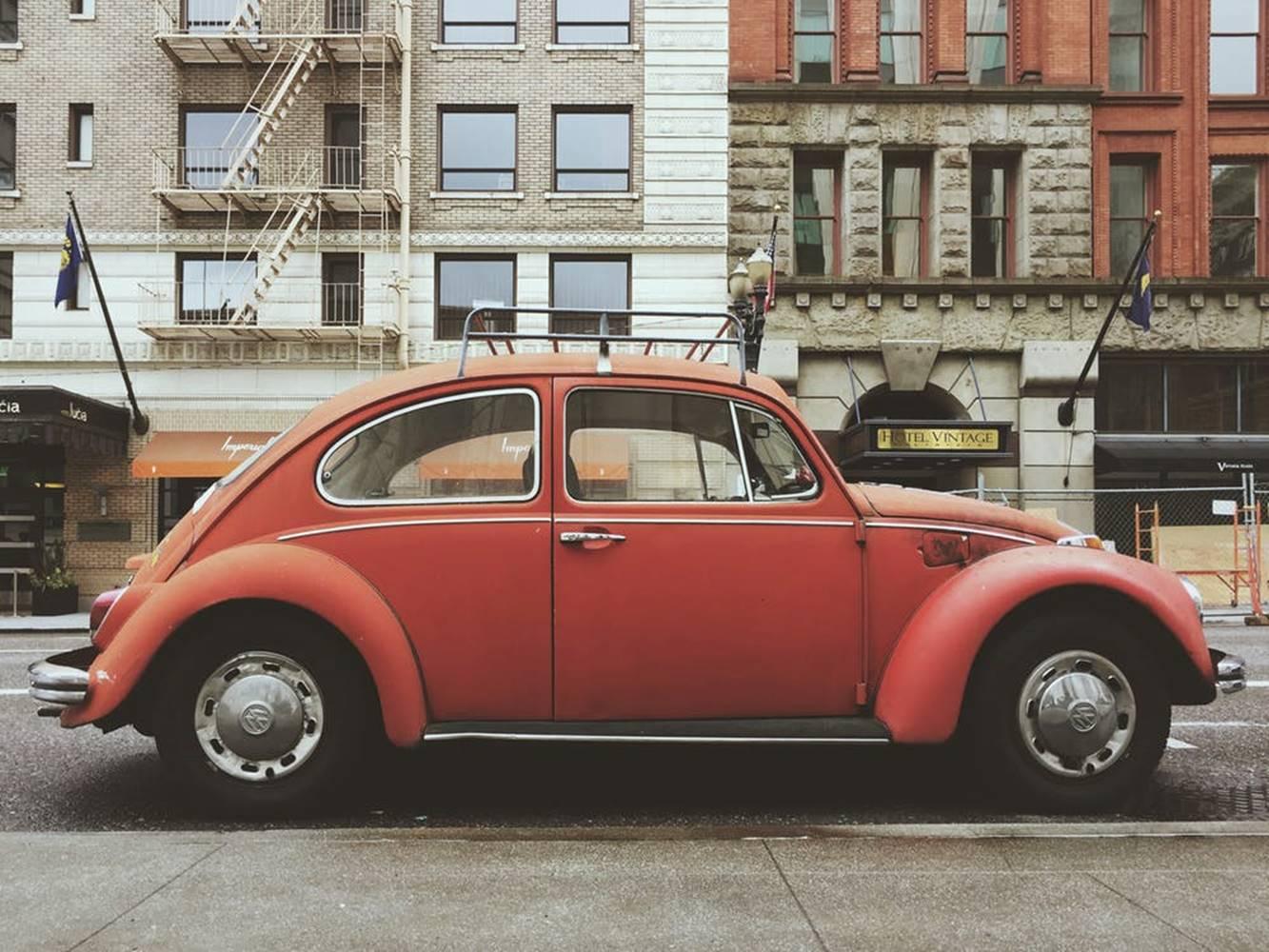 VW Käfer Plexels