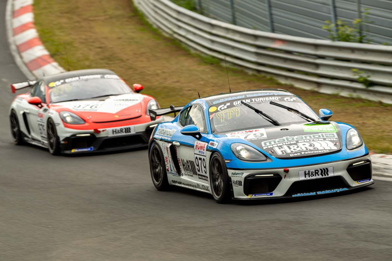 Mühlner siegt in der Cayman GT4 Trophy