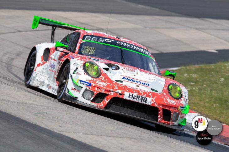 Doppelsieg für Frikadelli Racing