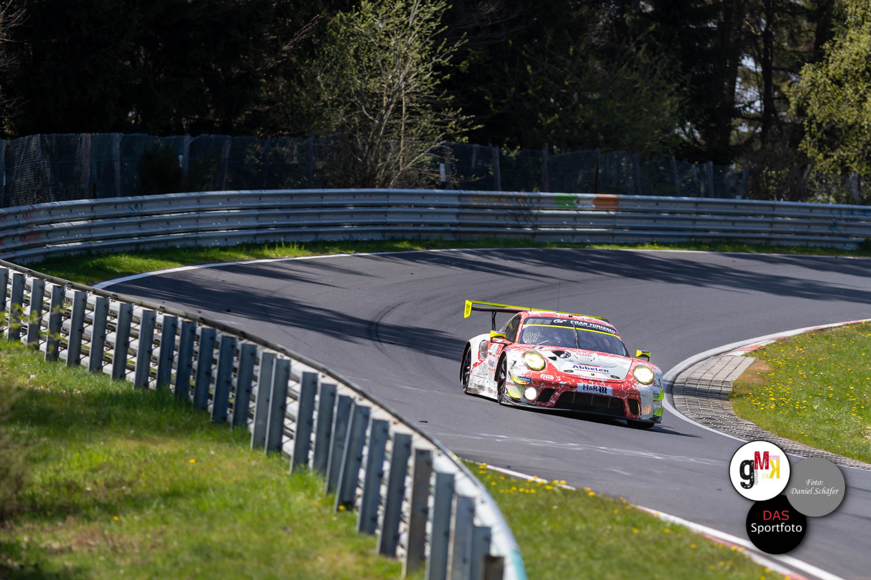 P2 für Frikadelli Racing