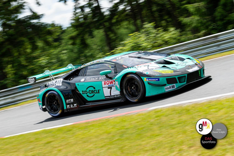 Jefferies und Di Martino im Lamborghini