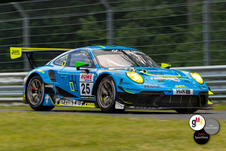 Aust, Menzel und Stengel im Porsche