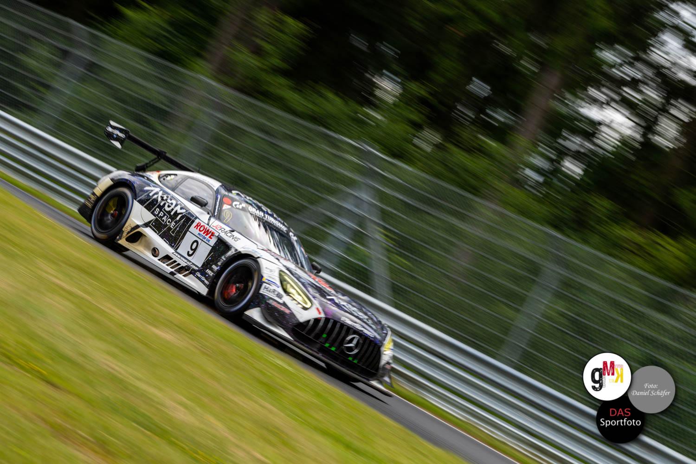 Shoffner und Kranz im Mercedes