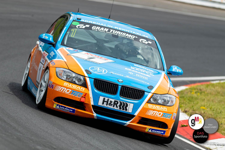 Rink, Brink und Leisen im BMW